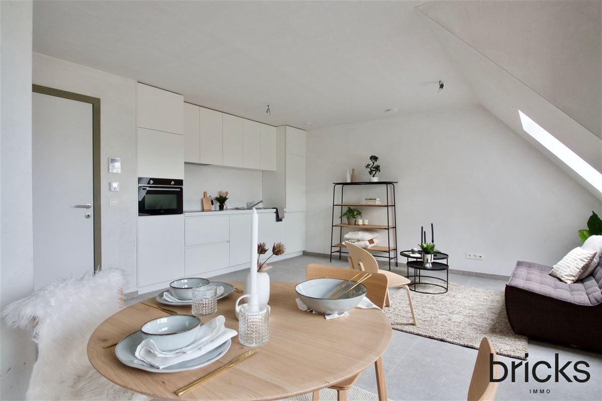Foto 3 : Duplex/Penthouse te 9420 ERPE-MERE (België) - Prijs € 230.000