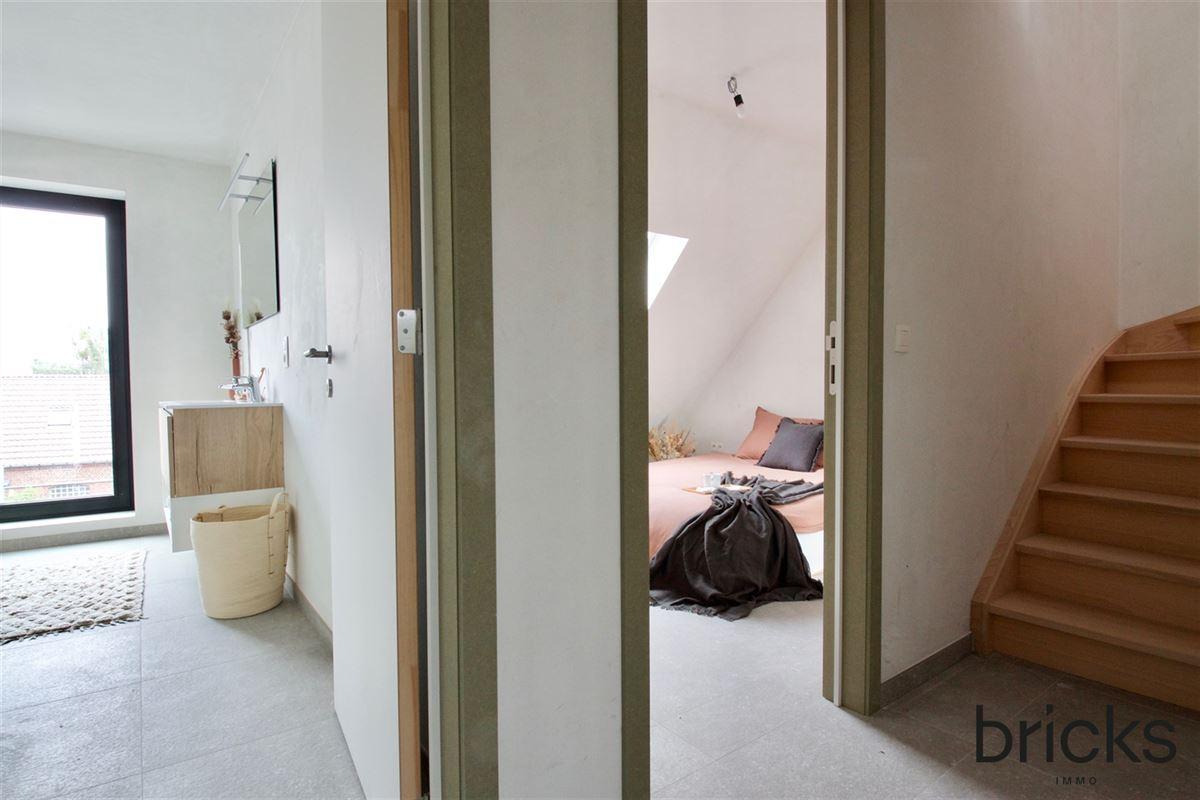 Foto 9 : Duplex/Penthouse te 9420 ERPE-MERE (België) - Prijs € 230.000
