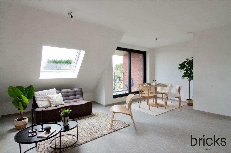 Foto 2 : Duplex/Penthouse te 9420 ERPE-MERE (België) - Prijs € 230.000