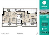 Foto 5 : Nieuwbouw appartement te 9300 AALST (België) - Prijs € 469.000
