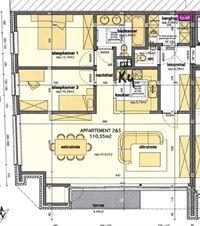 Foto 21 : Appartement te 9100 SINT-NIKLAAS (België) - Prijs 750 €/maand