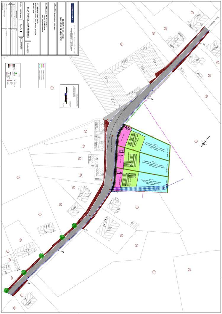 Image 6 : Terrain à bâtir à 4537 VERLAINE (Belgique) - Prix 86.640 €