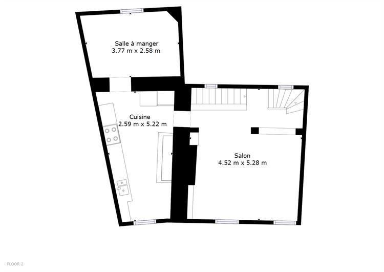 Image 32 : Maison à 4300 GRAND-AXHE (Belgique) - Prix 275.000 €