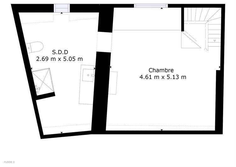 Image 33 : Maison à 4300 GRAND-AXHE (Belgique) - Prix 275.000 €