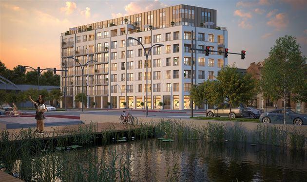 Appartement te 2060 ANTWERPEN (België) - Prijs € 179.500