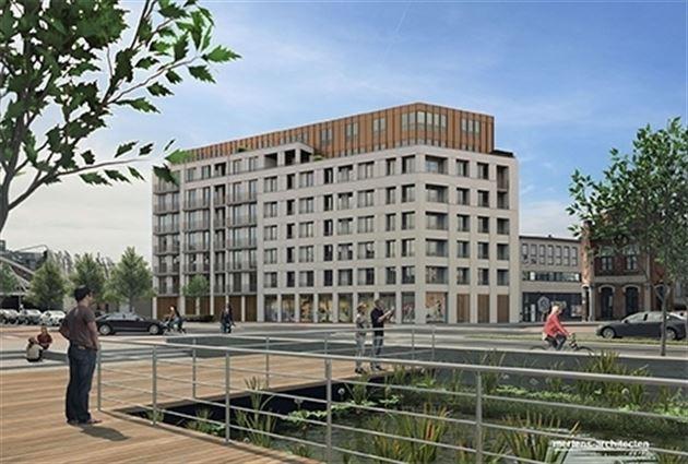 Duplex/Penthouse te 2060 ANTWERPEN (België) - Prijs € 435.000
