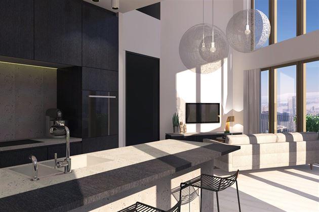Duplex/Penthouse te 2060 ANTWERPEN (België) - Prijs