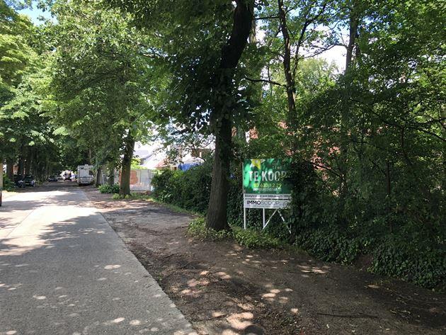 Bouwgrond te 2930 BRASSCHAAT (België) - Prijs