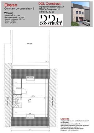Foto 8 : Huis te 2180 EKEREN (België) - Prijs € 374.000