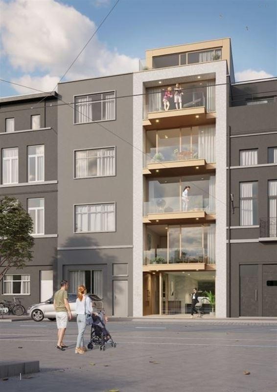 Foto 2 : Gebouw (residentieel) te 2018 ANTWERPEN (België) - Prijs € 398.000
