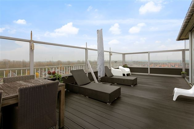 Dak appartement te 2180 EKEREN (België) - Prijs