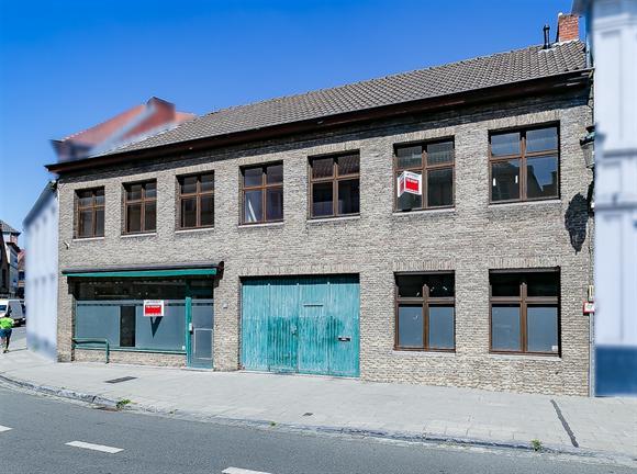 Gemengd gebouw te koop in BRUGGE
