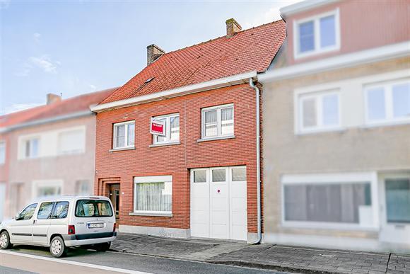Huis verkocht in EERNEGEM