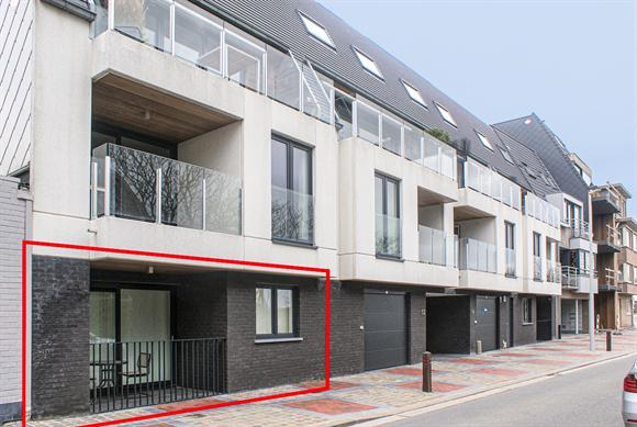 Appartement verhuurd in Bredene