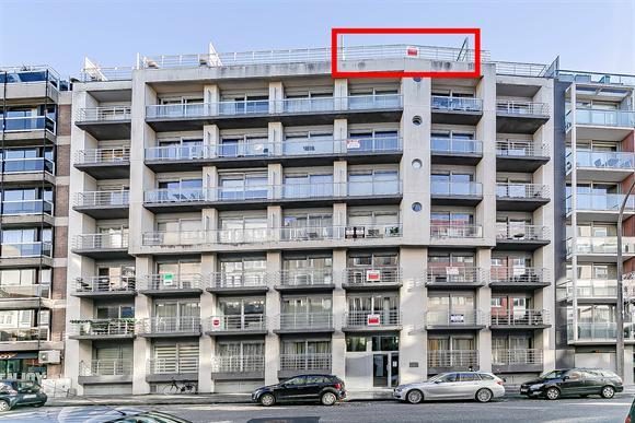 Appartement te koop in OOSTENDE