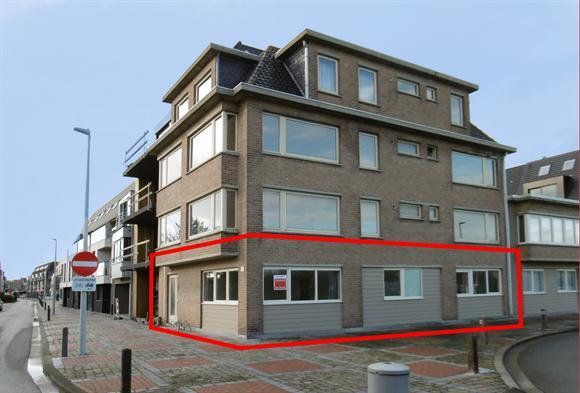 Appartement te huur in Bredene