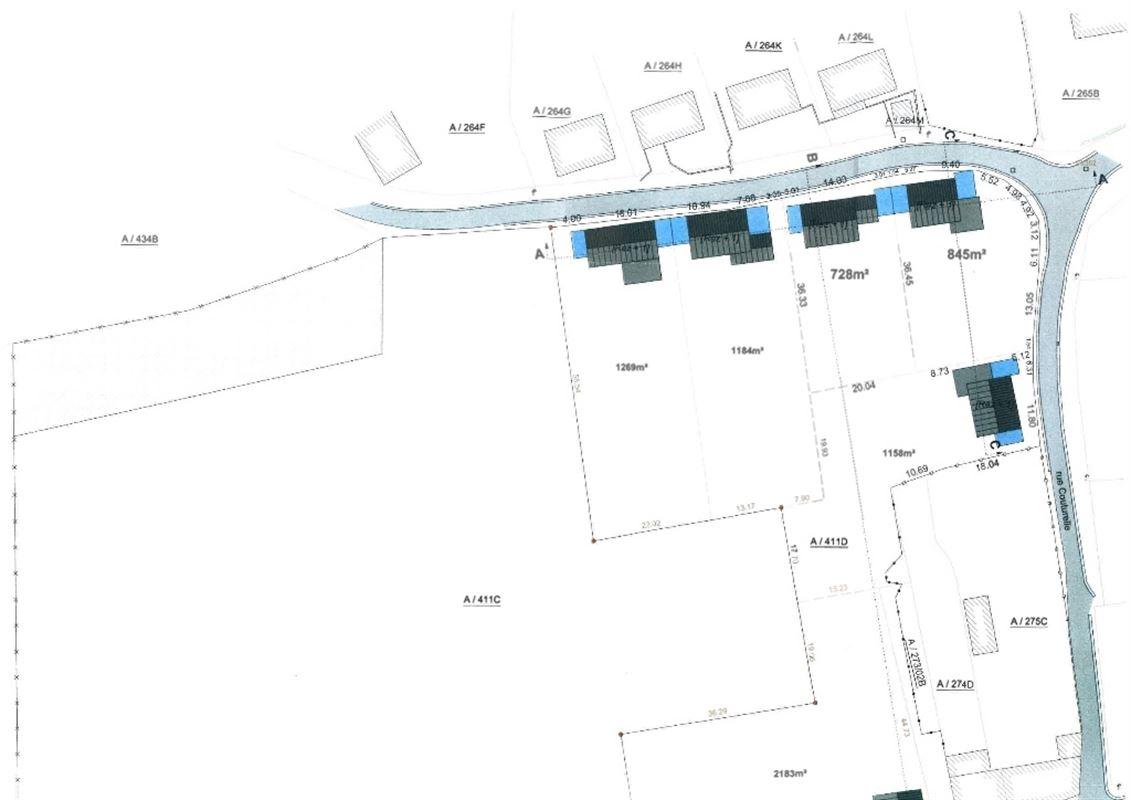 Image 5 : Terrain à bâtir à 5600 NEUVILLE (Belgique) - Prix 70.000 €