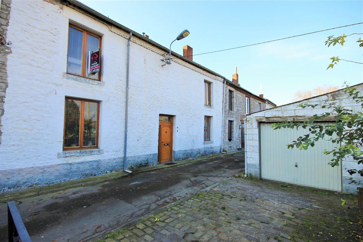Maison à 5600 PHILIPPEVILLE (Belgique) - Prix 99.000 €