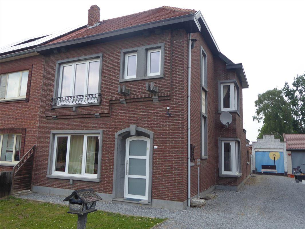 Half-open bebouwing te 3800 SINT-TRUIDEN (België) - Prijs