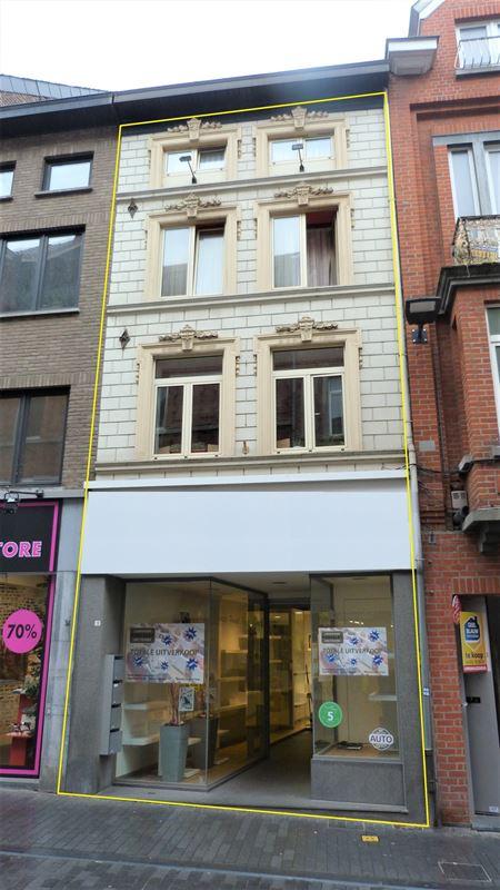 Foto 1 : Winkelruimte te 3800 SINT-TRUIDEN (België) - Prijs € 425.000