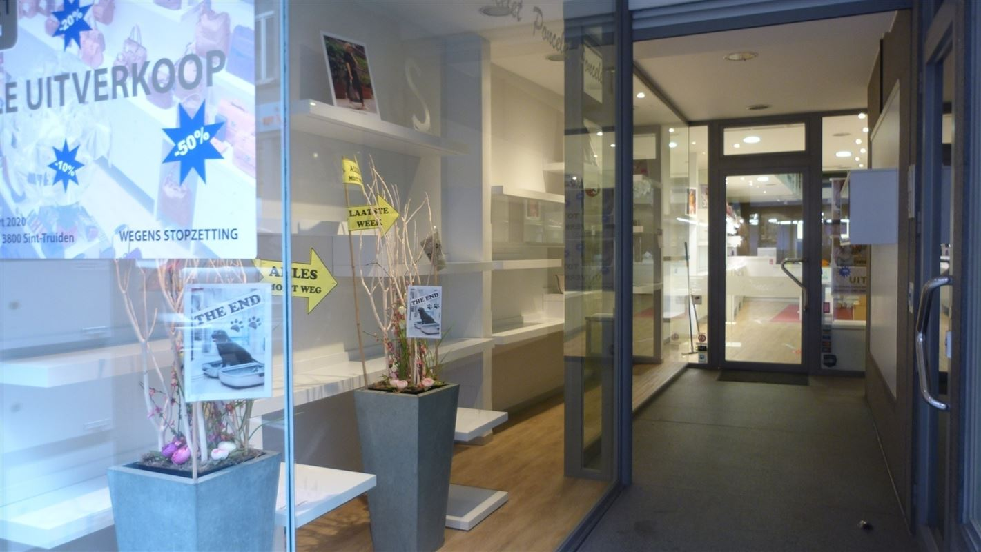 Foto 3 : Winkelruimte te 3800 SINT-TRUIDEN (België) - Prijs € 425.000