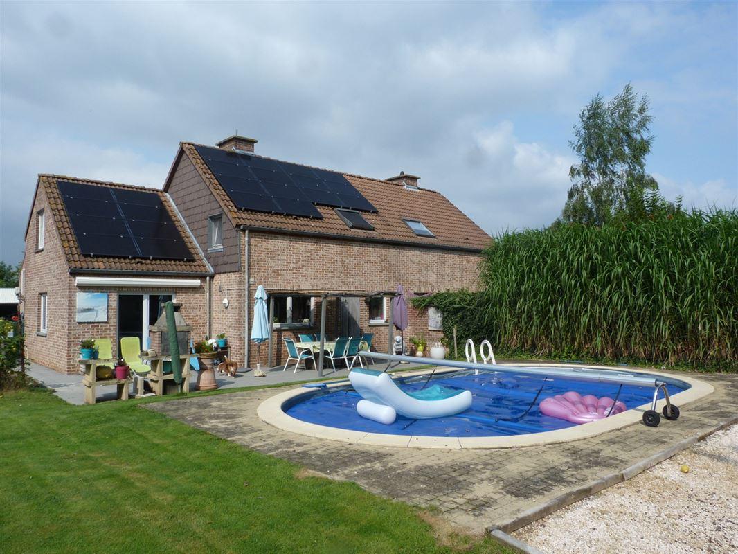 Foto 19 : Half-open bebouwing te 3800 ZEPPEREN (België) - Prijs € 309.000