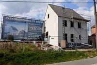 Foto 1 : Nieuwbouw Klassevolle nieuwbouwvilla | Wortegem-Petegem te WORTEGEM (9790) - Prijs € 438.800