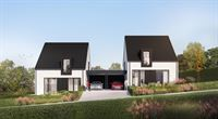 Foto 2 : Nieuwbouw Nieuwbouwwoningen Kruisstraat | Horebeke te SINT-KORNELIS-HOREBEKE (9667) - Prijs