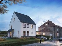 Foto 3 : Nieuwbouw Klassevolle nieuwbouwvilla | Wortegem-Petegem te WORTEGEM (9790) - Prijs € 438.800