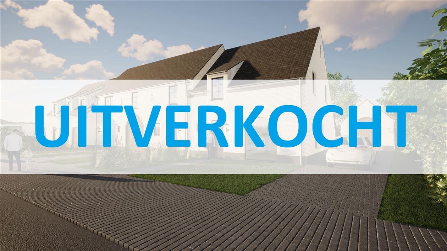 Nieuwbouw : Klassevolle nieuwbouwwoningen | Wortegem-Petegem te WORTEGEM (9790) - Prijs
