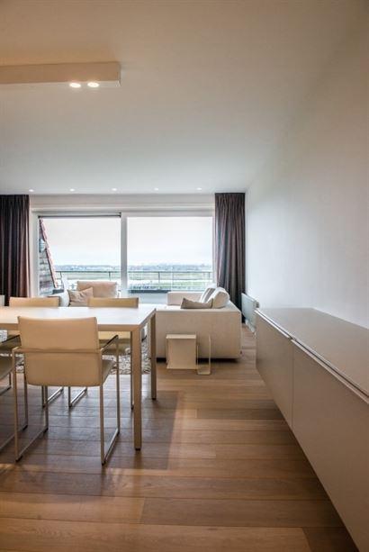 Res. Zonnehaven IV 05.02 - Uiterst verzorgd en groots appartement met drie slaapkamers - Fantastische vergezichten op de jachthaven van Nieuwpoort - I...