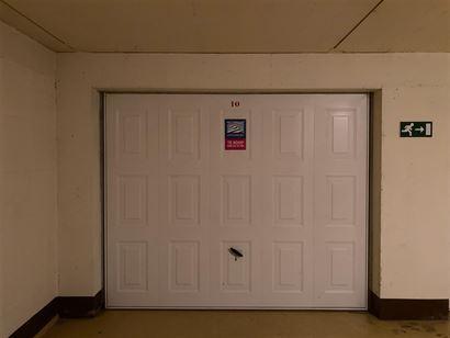 Res. Rayon d'Or Garage 10 - Garage situé à quelques pas du club de surf Windekind -  Entrée par la Paardevissersweg - Dimensions: 3,05 x 5,40 m ...
