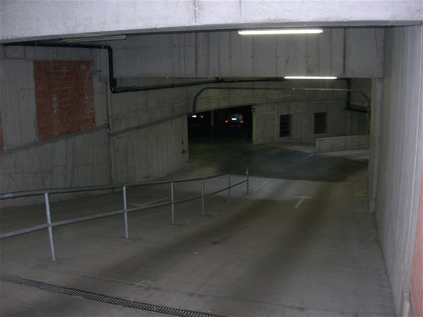 Res. Apollo XI G11.02.11 - Double garage en longueur - Accès par la Franslaan - Dimensions: 2,72 x 10,10 m ...