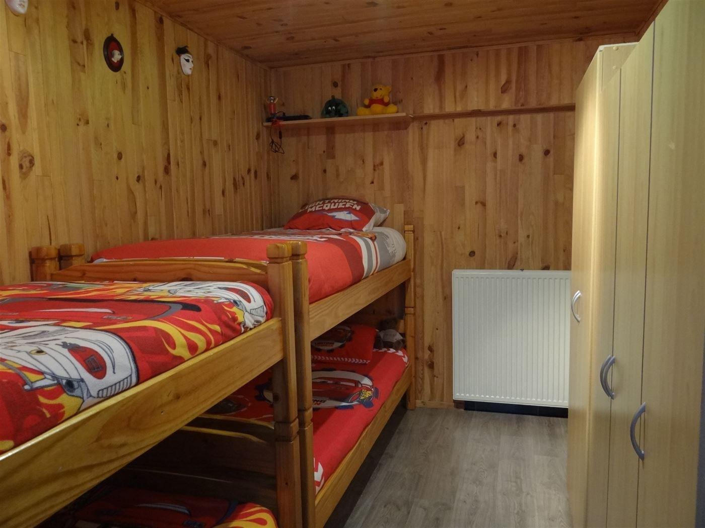 Res. Capri -101 - Gezellig en zonnig appartement met terras en tuin - Centraal gelegen in de Franslaan - Inkom - Badkamer met douche, toilet en lavabo...