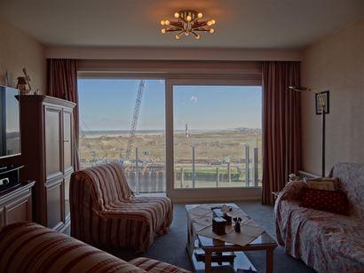 Res. Den Oever V 0608 - Grand appartement avec vue imprenable sur le phare - Offre unique au sixième étage, donnant sur le Chenail - Hall d'entrée ...