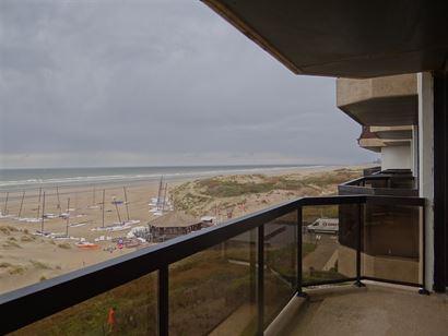 Res. Gray d'Albion II 0202 - Uniek doorloopappartement met twee slaapkamers - Fantastische ligging met magnifiek zicht op zee en duinen - Op wandelafs...