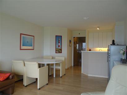 Res. Greenpark II 0704 - Grand appartement avec chambre à coucher et coin à dormir - Magnifique vue du septième étage sur le parc maritime et le c...