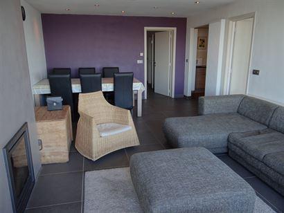 Res. Beaulieu 0301 - Grand appartement avec trois chambres à coucher - Magnifique vue sur mer et l'estacade du troisième étage - Hal d'entrée - Li...