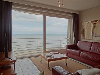 Seasight A 0904 - Bel grand appartement avec deux chambres à coucher - Fantastique vue sur mer du 9ième étage - Hall d'entrée avec débarras - Toi...