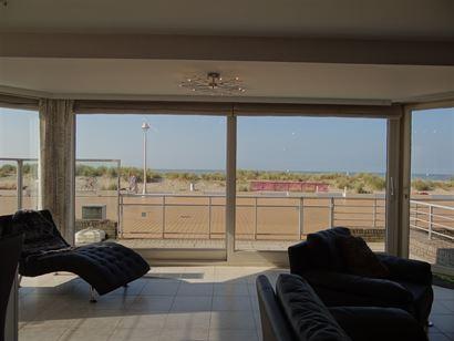 Res. Scorpio B 001 - Magnifique appartement au rez-de-chaussée avec vue sur mer! - Situation calme sur la Digue de Mer de Nieuwpoort-Bain - Hall d'en...