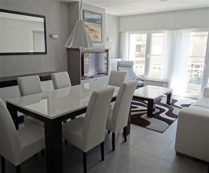 Res. Zoetelande 0104 - Appartement rénové avec une chambre à coucher - Situation ensoleillé au premier étage dans la Franslaan - Hall d'entrée a...