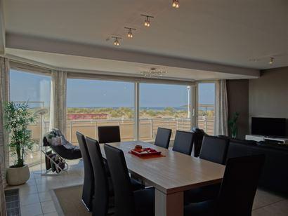 Res. Scorpio B 001 - Prachtig ruim gelijkvloers appartement met zeezicht! - Rustig gelegen op de Zeedijk te Nieuwpoort-bad - Riante inkom met gastento...