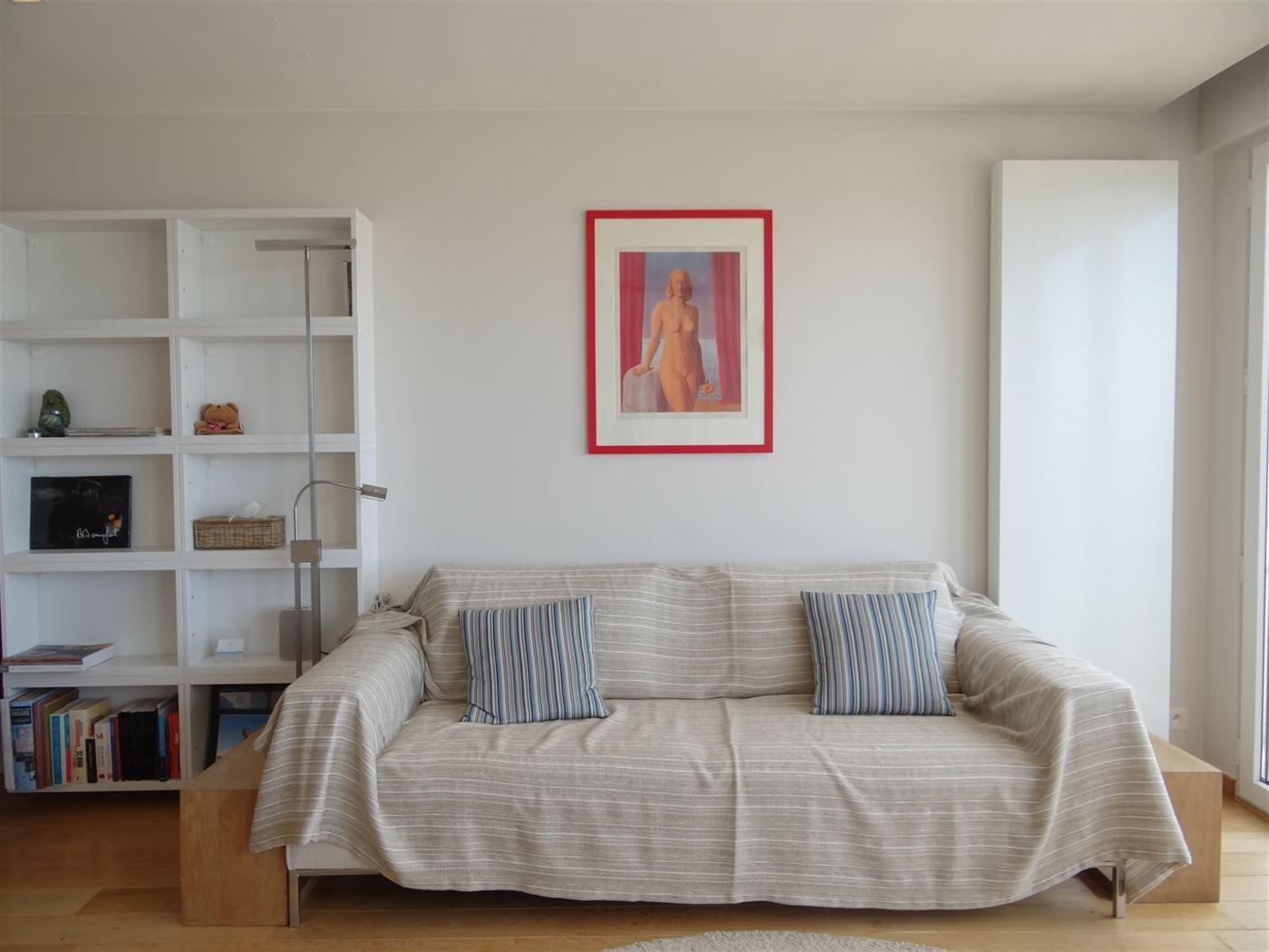 Res. Strand Imperial 1602 - Prachtig gerenoveerd appartement met slaapkamer - Adembenemend zeezicht van op de 16de verdieping - Inkom met vestiaire - ...