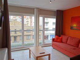 Res. Gaudi 0203 - Lichtrijke instapklare studio met slaaphoek - Centraal gelegen op de tweede verdieping in de Franslaan - Inkom met slaaphoek (dubbel...