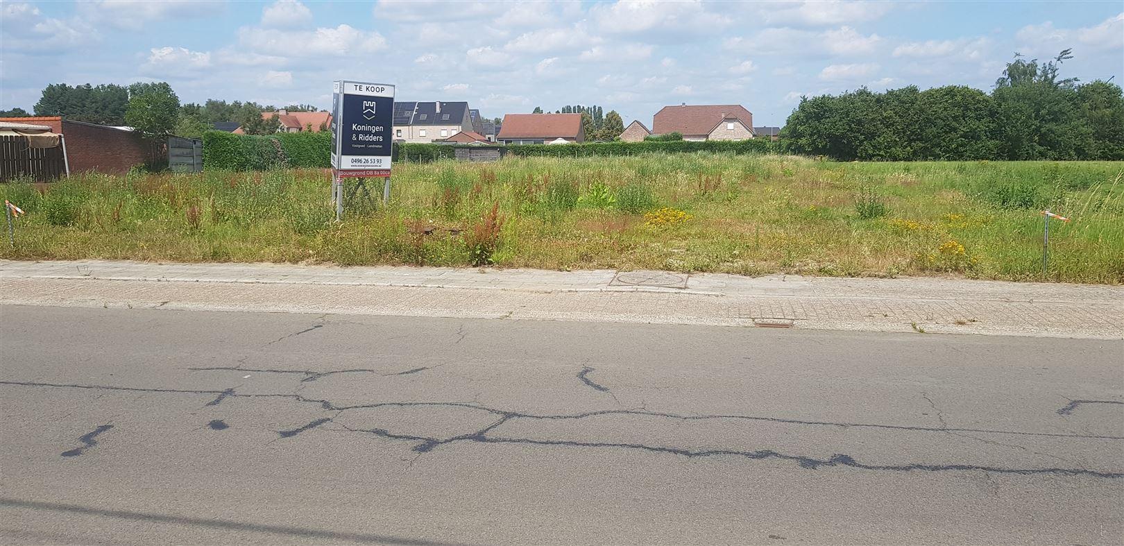 Bouwgrond te 2221 HEIST-OP-DEN-BERG (België) - Prijs
