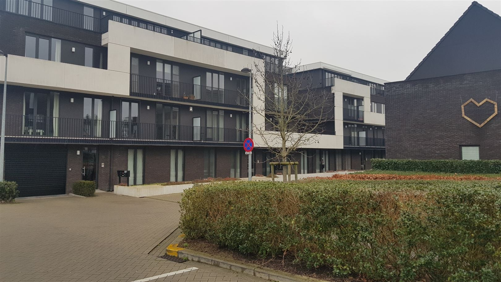 Appartement te 2220 Heist-Op-Den-Berg (België) - Prijs € 725
