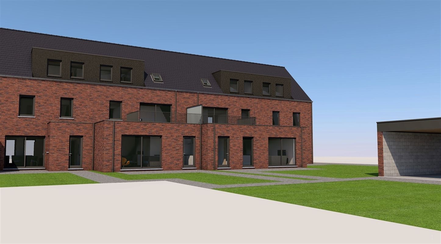 Foto 4 : Duplex te 2220 HEIST-OP-DEN-BERG (België) - Prijs € 268.000