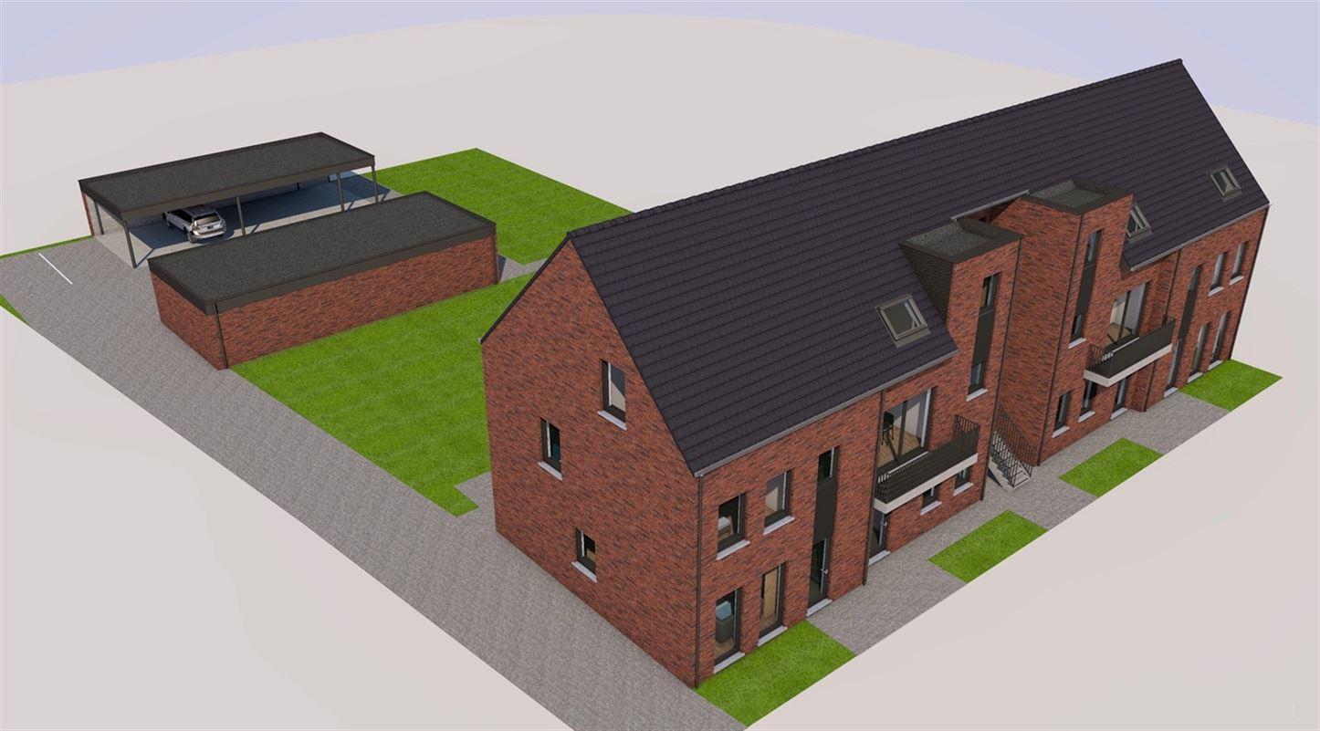 Foto 3 : Duplex te 2220 HEIST-OP-DEN-BERG (België) - Prijs € 268.000