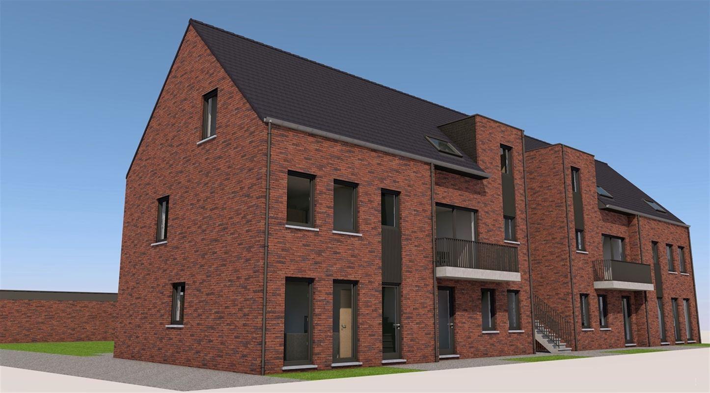 Foto 2 : Duplex te 2220 HEIST-OP-DEN-BERG (België) - Prijs € 268.000