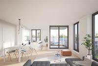 Foto 4 : Penthouse te 2500 LIER (België) - Prijs € 457.000